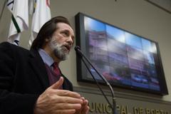 Vereador Aldacir Oliboni (PT) é o proponente