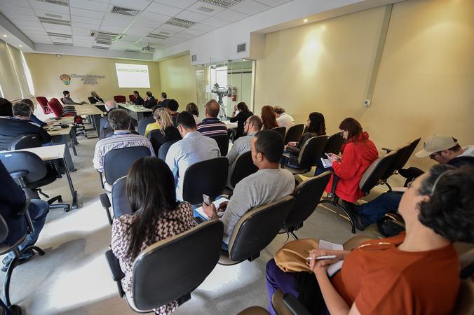Audiência pública na comissão para demonstrativo de situação da PMPA