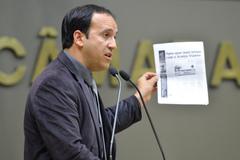 Moisés Barboza anuncia retirada do projeto que revista planta de valores