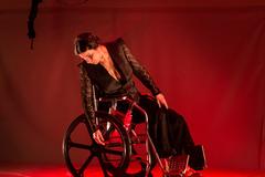 A bailarina Graziela Silveira interpreta um período difícil da vida da pintora mexicana