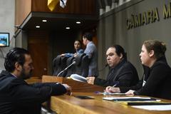 Reunião da CCJ convocada dutante Sessão Ordinária