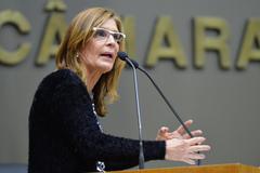 Vereadora Mônica Leal (PP)