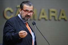 Vereador Clàudio Janta (SD)