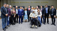 Legislativo lembrou hoje a passagem do Dia do Idoso, comemorado em 1º de outubro