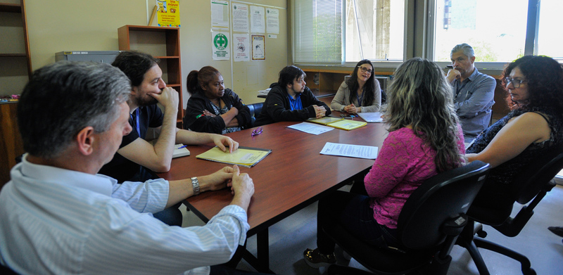 Reunião da Comissão de Saúde e Segurança do Trabalho.