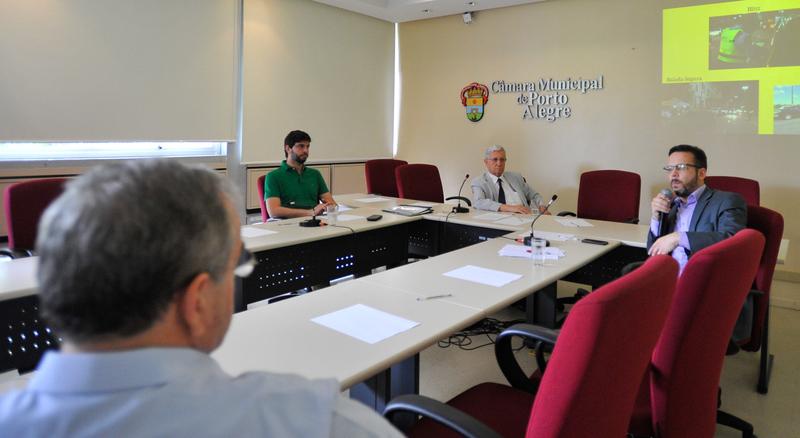 Reunião de Prestação de Contas da EPTC.