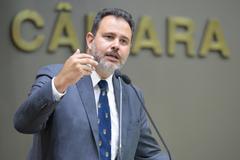 Vereador Ricardo Gomes (PP) é o autor da proposta