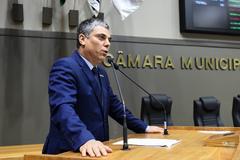 Vereador Cassio Trogildo (PTB) é o autor da proposta