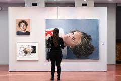 A pintura Grande e outras obras de Mariana Riera