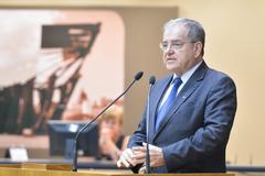 Vereador Idenir Cecchim (MDB) é o proponente