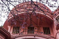 O poeta morou no antigo Hotel Majestic, hoje Casa de Cultura Mario Quintana