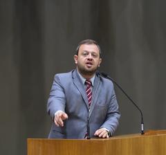 Movimentação de plenário. (Foto: Tonico Alvares/CMPA)