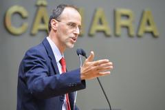 Vereador Marcelo Sgarbossa (PT)