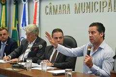 Comercio informal em POA.