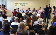 Reunião da CCJ ocorreu na manhã de hoje