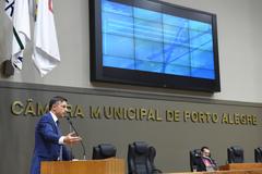 O titular de Parcerias Estratégicas, Bruno Vanuzzi