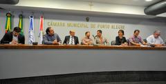 Resultado das políticas de segurança pública no RS e em Porto Alegre.