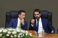 Sessão Especial de posse da Mesa Diretora 2019.