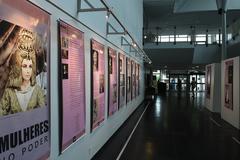 Exposição na Camara.