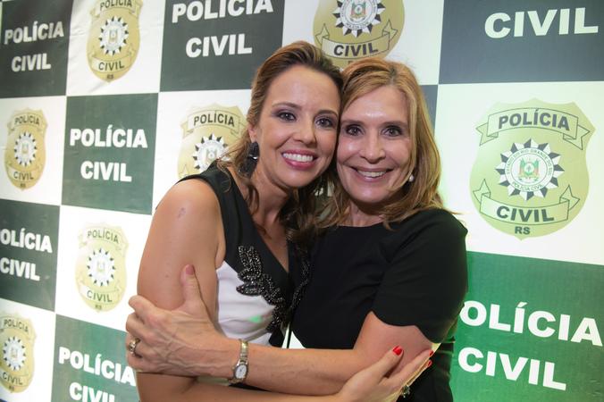Cerimônia de Posse da Chefe de Polícia do Estado do Rio Grande do Sul, Delegada de Polícia Nadine Tagliari Farias Anflor.
