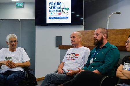 Plenário Ana Terra sediará alguns dos eventos do FSM