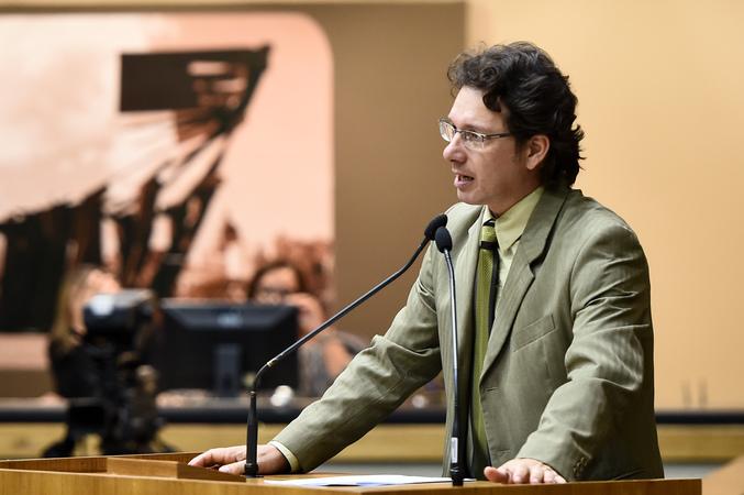 Vereador Professor ALex Fraga