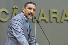 Vereador Cláudio Conceição (DEM)