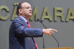 Vereador João Bosco Vaz (PDT)