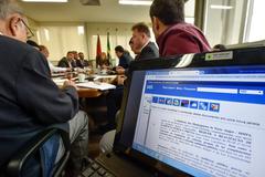 Ofício do Sindicato dos Municipários pediu pela suspensão de tramitação de projeto do Executivo