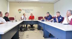 Comissão ouviu especialistas em planos contra incêndios