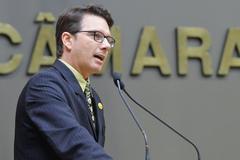 Vereador Professor Alex Fraga (PSOL)