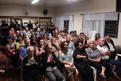 Moradores do bairro participaram das discussões sobre empreendimento imobiliário