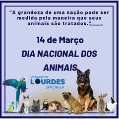 Dia Nac. dos Animais