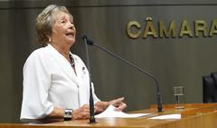 Maria Irene Abrantes preside a Casa do Excepcional Santa Rita de Cássia