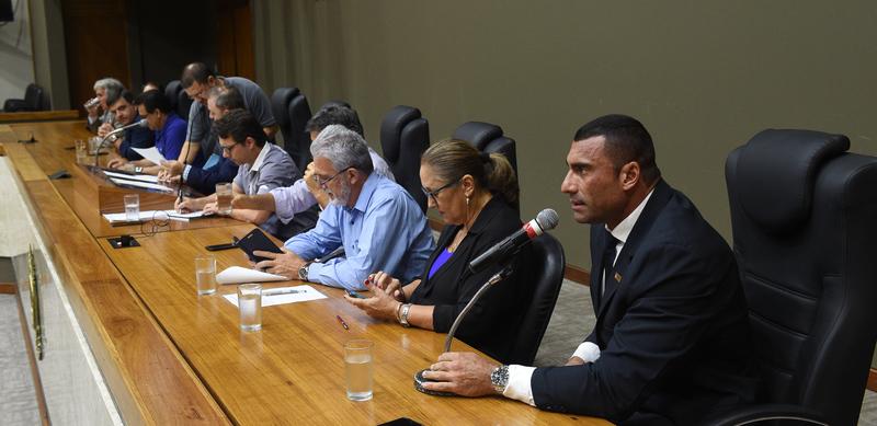 Reunião Conjunta de COSMAM, CECE e CEDECODH sobre atual situação do Bairro Cidade Baixa