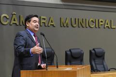 """Vereador falou sobre o grupo """"De Olho na EPTC"""" na tribuna"""