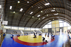 Atividades em ginásios e academias estão restritas devido ao Covid-19