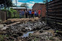 Loteamento sofre com a falta de obras de saneamento básico