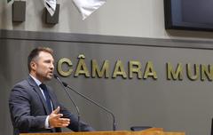 Vereador Mendes Ribeiro (MDB) é o proponente