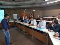 Reunião na EPTC