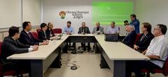 Apresentação do Relatório do Observatório Social de Porto Alegre referente ao 3º quadrimestre de 2018.