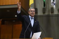 Vereador Mauro Pinheiro (Rede)