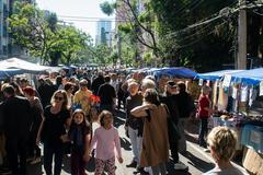 Atividade, promovida pela comunidade judaica no Bom Fim, já faz parte do calendário oficial de Porto Alegre