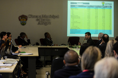 Audiência Pública para demonstração e avaliação, pelo Poder Executivo, do cumprimento das Metas Fiscais do 1º quadrimestre de 2019.