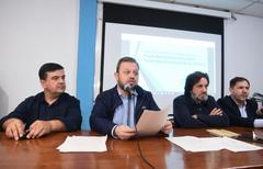 Cosmam é presidida pelo vereador André Carús (ao microfone)