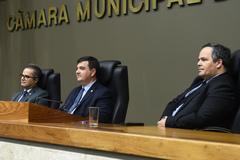 Período de Comunicações Temático com a Sociedade Bíblica do Brasil.