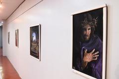 Exposição A Paixão, de Dé Antunes