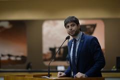Vereador Felipe Camozzato (NOVO)
