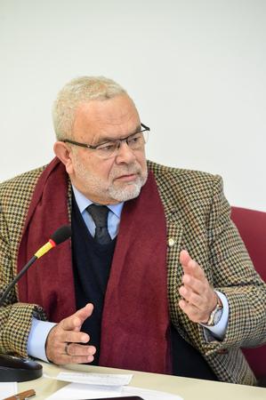 Comissão discute a Reforma Tributária. Ao microfone, Luis Augusto Mesquita, representando a DSPOA.