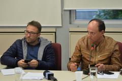 Apresentação e votação do relatório final da Comissão Especial de Revisão Legislativa. Ao microfone, vereador João Bosco Vaz.